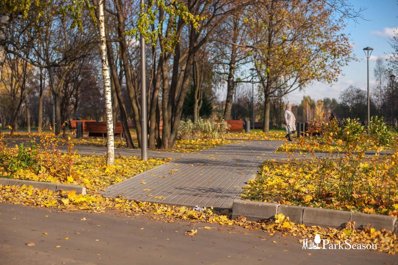 Входы в парк — ParkSeason