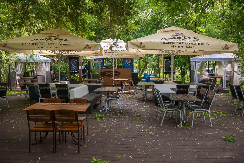 Кафе «Хац Хаус» — ParkSeason