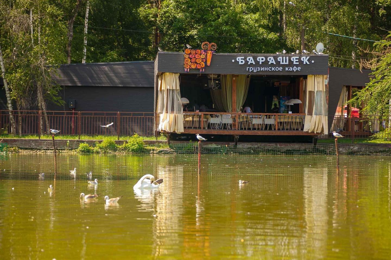 Грузинское кафе «Барашек» — ParkSeason