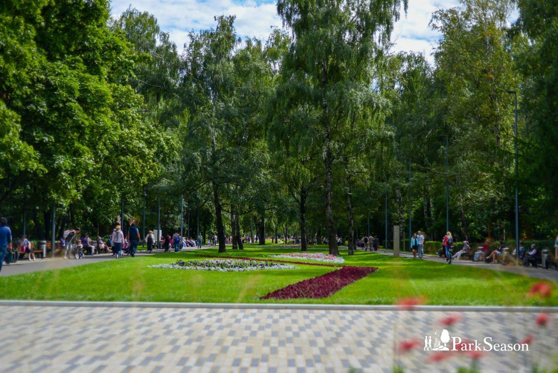 Главный вход, Парк «Кузьминки», Москва — ParkSeason