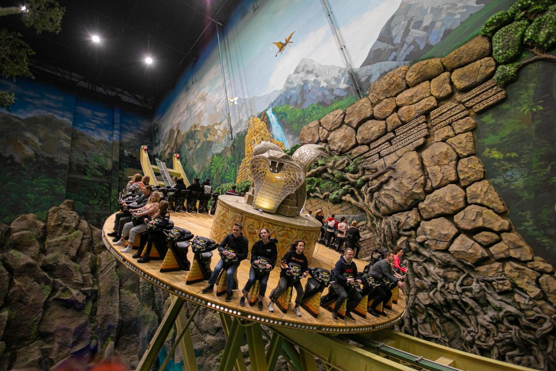«Маугли в стране динозавров» — ParkSeason