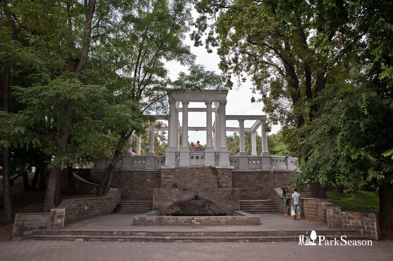 Ротонда — ParkSeason