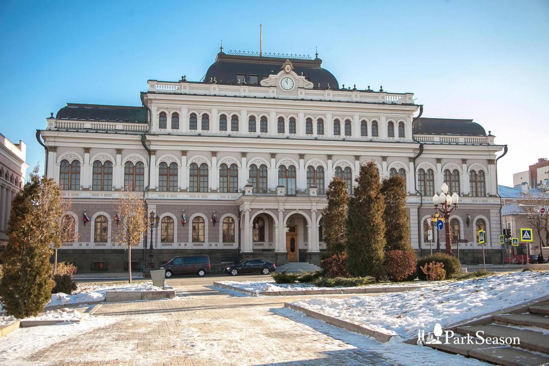 Казанская Ратуша — ParkSeason