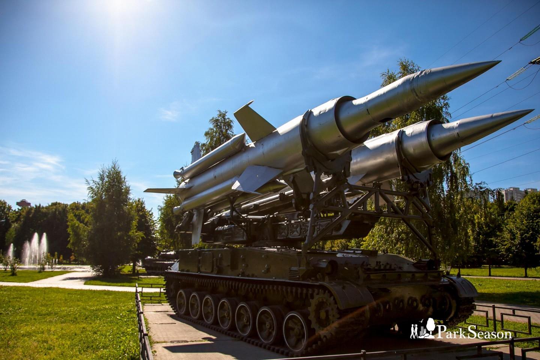 Зенитно-ракетный комплекс — ParkSeason