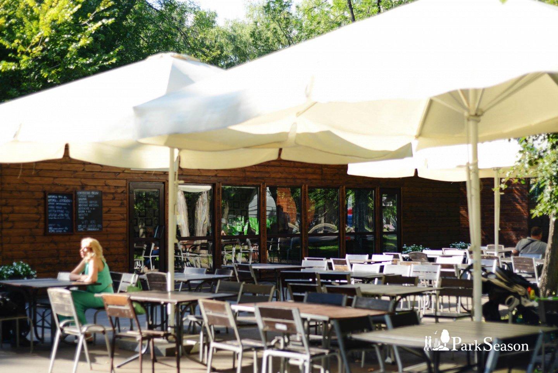 Кафе «Авеню», Парк «Перовский», Москва — ParkSeason
