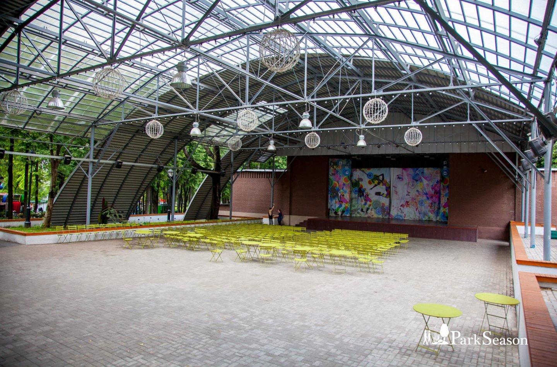 Зеленый театр, Парк «Бабушкинский», Москва — ParkSeason
