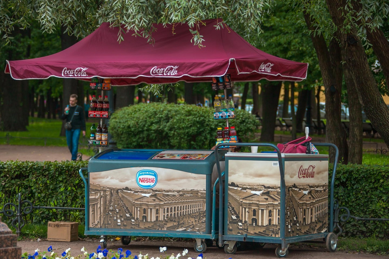Мороженое Nestle — ParkSeason