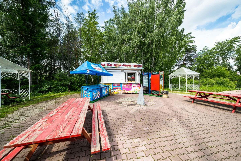 Киоск Шаурма — ParkSeason