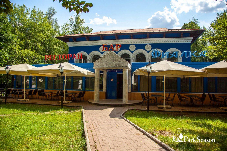 Ресторан «Фиалка», Парк «Сокольники», Москва — ParkSeason