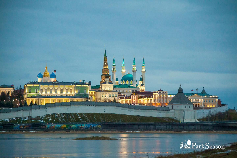 Казанский Кремль — ParkSeason