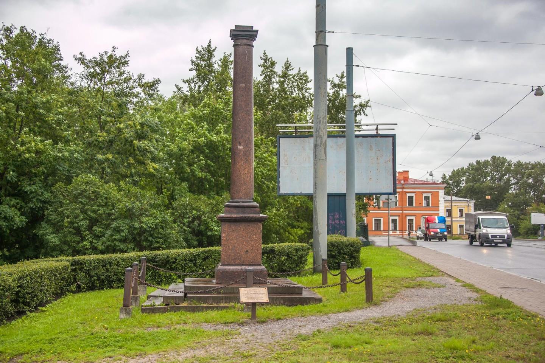 Молвинская колонна — ParkSeason