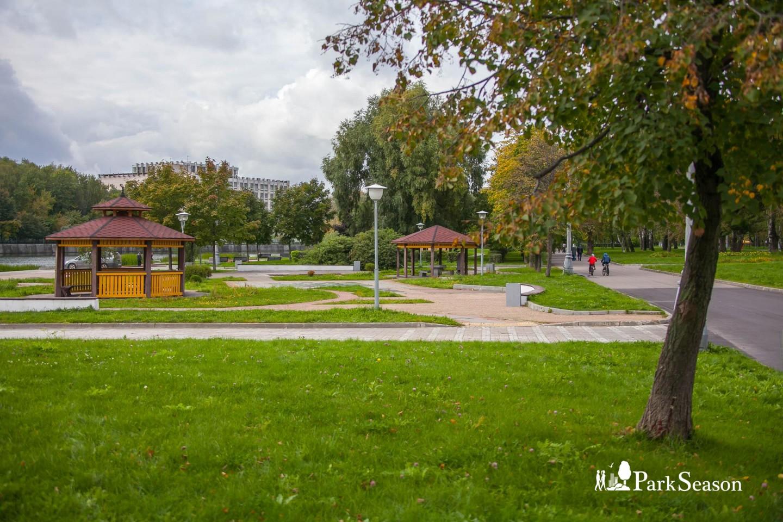 Шахматный дворик — ParkSeason