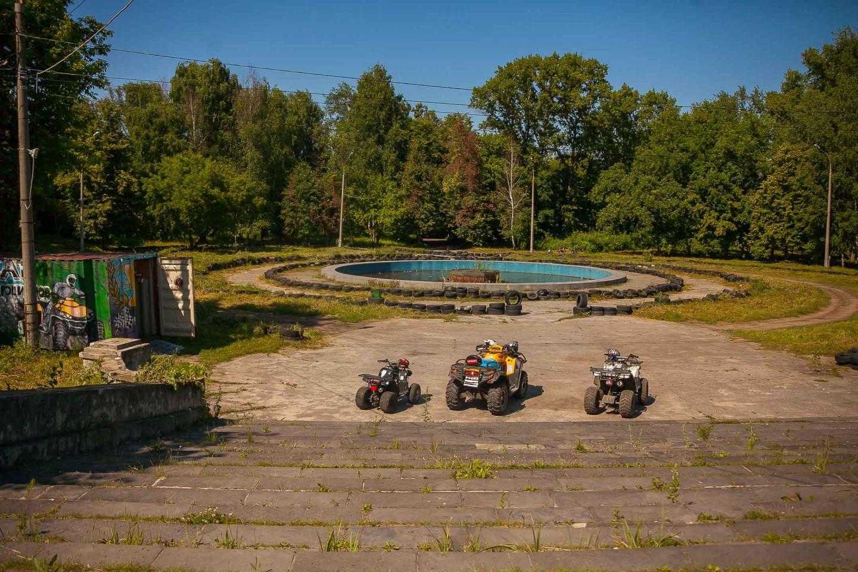Прокат квадроциклов — ParkSeason