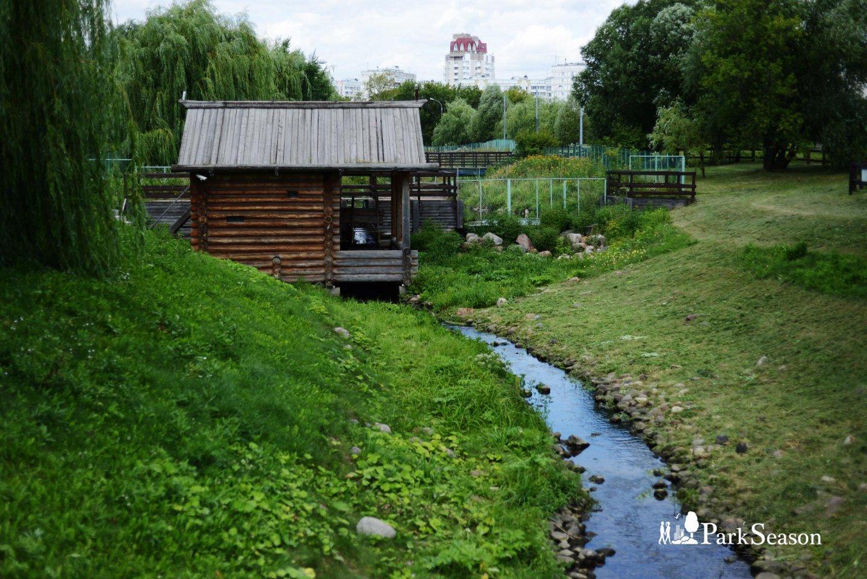 Водяная мельница на реке Жуже, Усадьба «Коломенское», Москва — ParkSeason