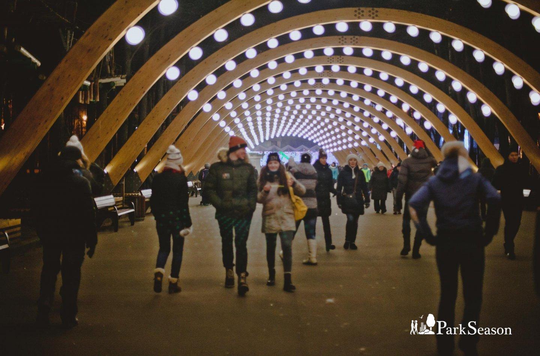 Аллея арок, Парк «Сокольники», Москва — ParkSeason