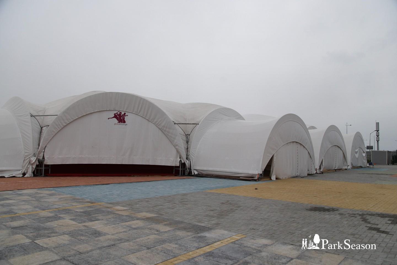 Белый зал — ParkSeason