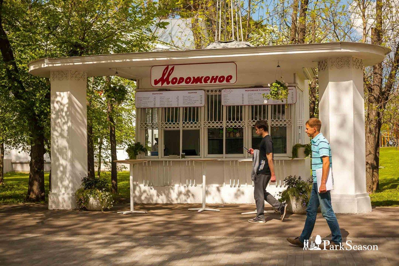 Киоск «Мороженое», ВДНХ, Москва — ParkSeason