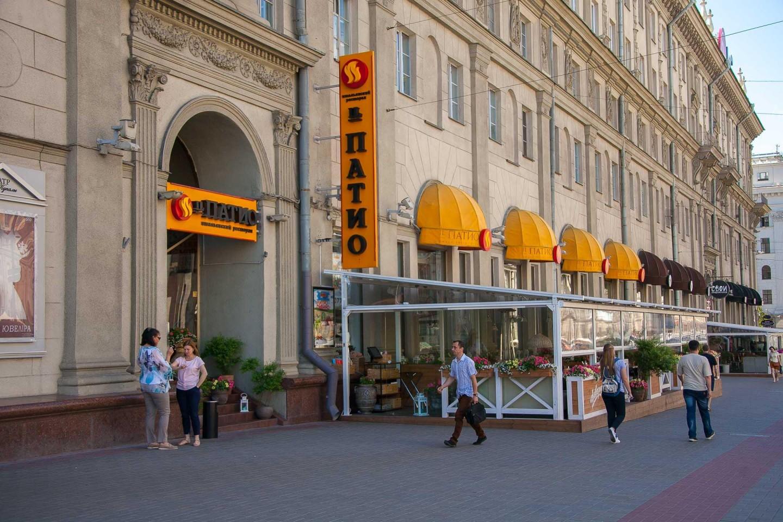 Итальянский ресторан «IL Патио» — ParkSeason