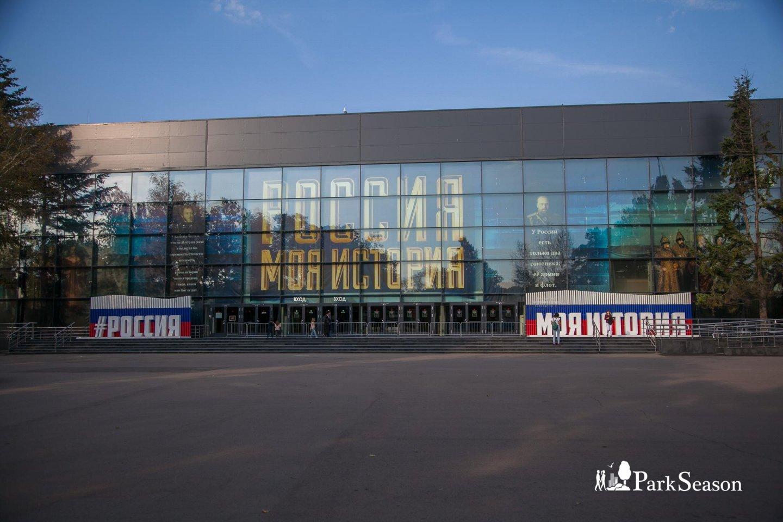 Павильон № 57, ВДНХ, Москва — ParkSeason