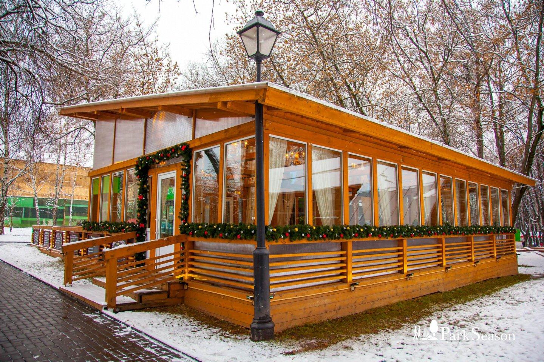 Кафе «Авиатор», Парк «Бабушкинский», Москва — ParkSeason