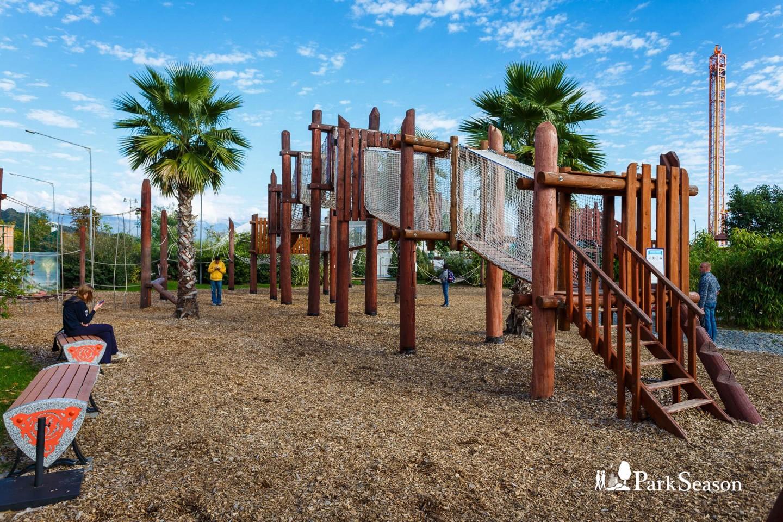 Детская площадка «Космические джунгли» — ParkSeason