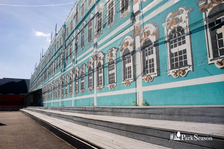 Экспозиция «Екатерининский дворец» — ParkSeason