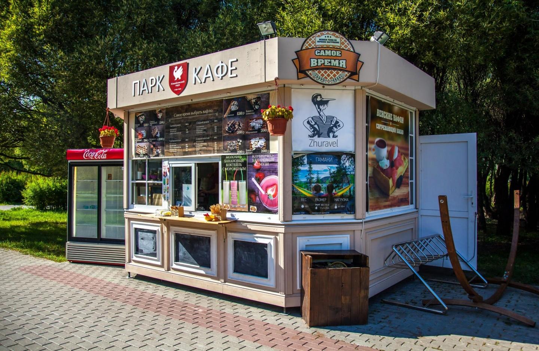 Кафе «Самое время», Парк «Измайловский», Москва — ParkSeason