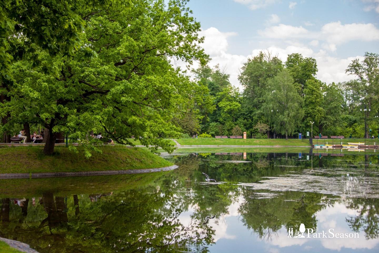 Садовый пруд — ParkSeason