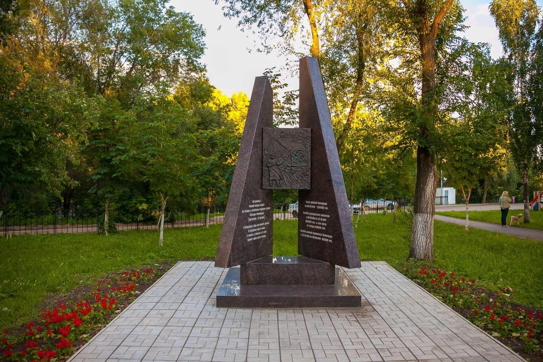 Памятник жертвам-героям блокады Ленинграда — ParkSeason