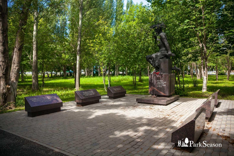 Памятник жертвам политических репресси 30-40-х годов ХХ века — ParkSeason