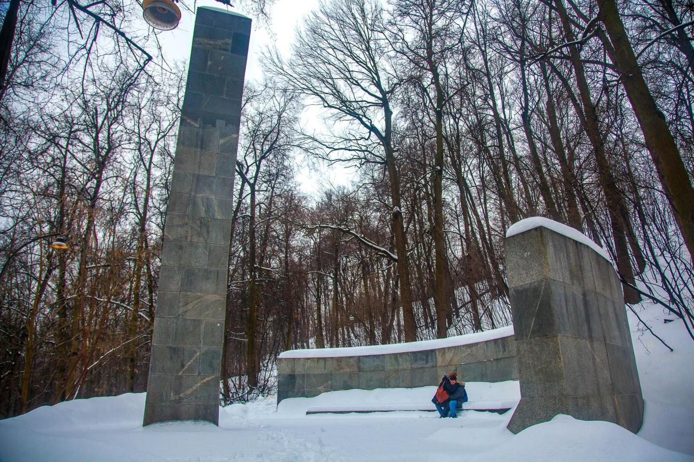 Место Клятвы А. Герцена и Н. Огарева, Воробьевы горы, Москва — ParkSeason