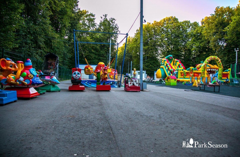 Парк аттракционов, Парк Северного речного вокзала, Москва — ParkSeason