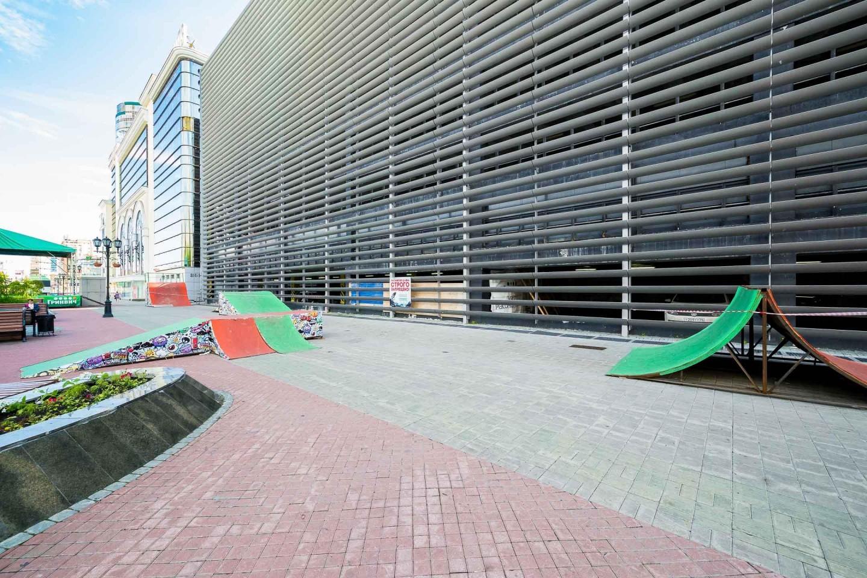 Скейт-рампы — ParkSeason