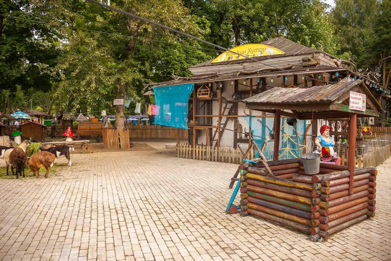 Живой уголок «Кошкин хутор» — ParkSeason