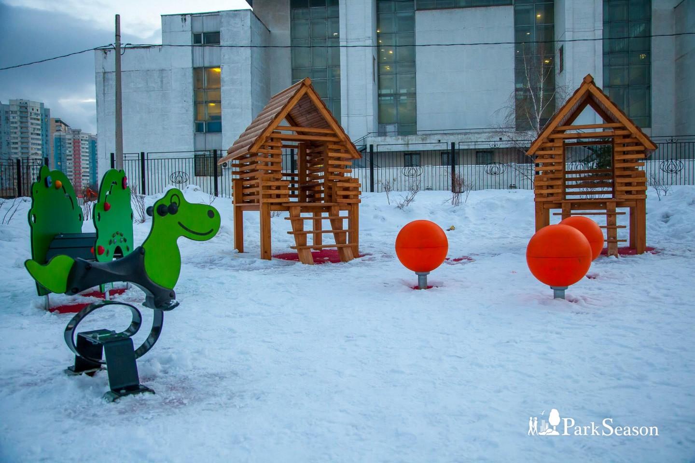 Детские площадки, Парк Олимпийской деревни, Москва — ParkSeason