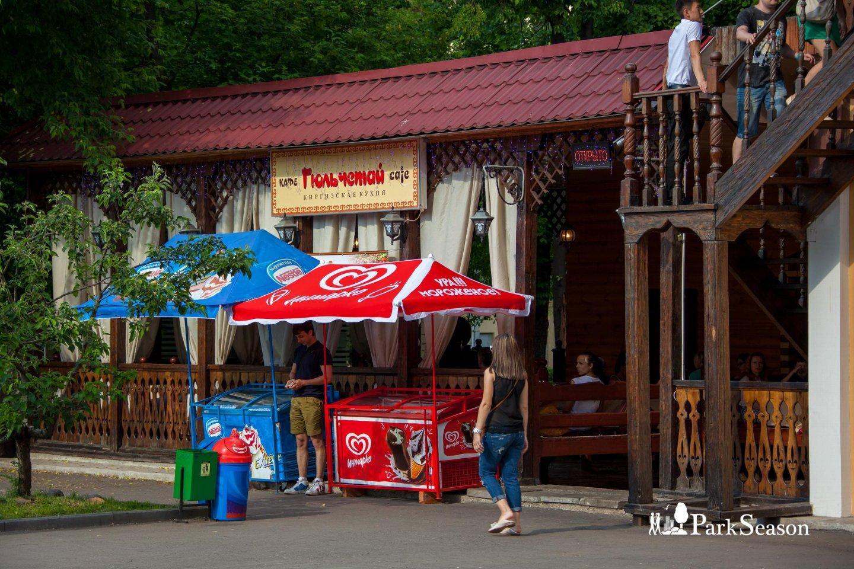 Кафе «Гюльчатай» (ЗАКРЫТО) — ParkSeason