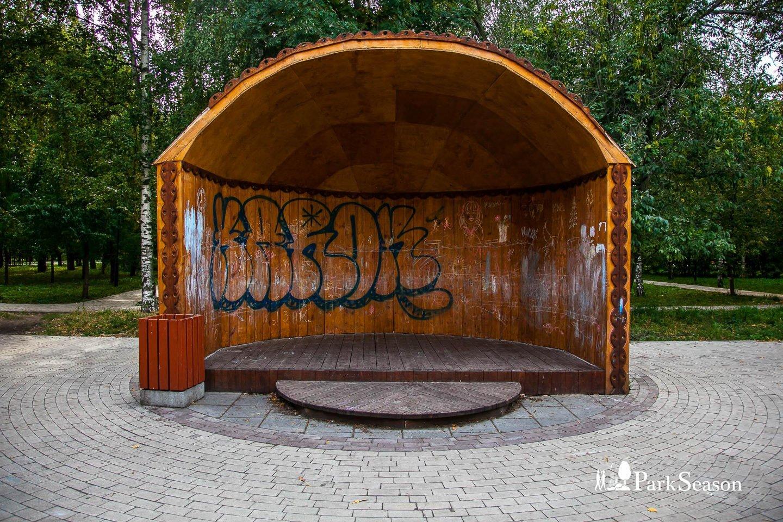 Эстрада , Парк «Березовая роща», Москва — ParkSeason