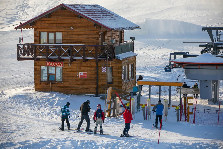 Кассы горнолыжного клуба — ParkSeason
