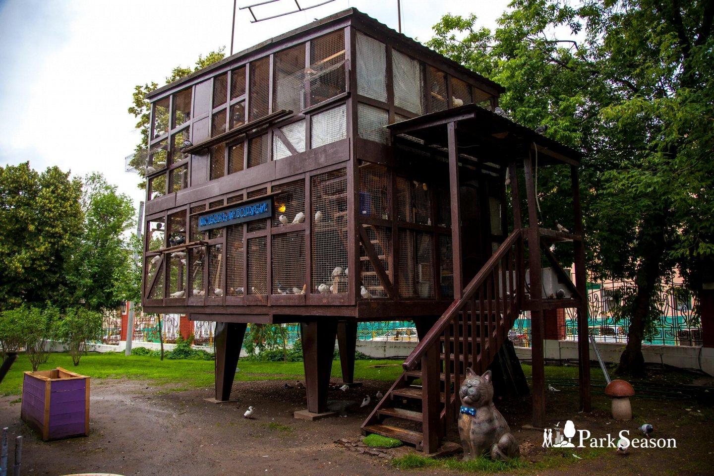 Голубятня, Сад «Эрмитаж», Москва — ParkSeason