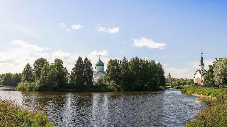 Храм святого великомученника Георгия Победоносца — ParkSeason
