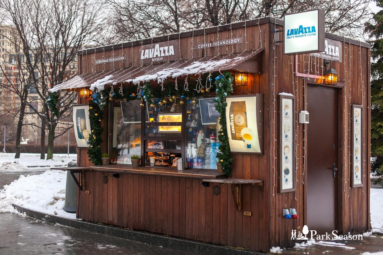 Кофейня Lavazza, «Музеон», Москва — ParkSeason