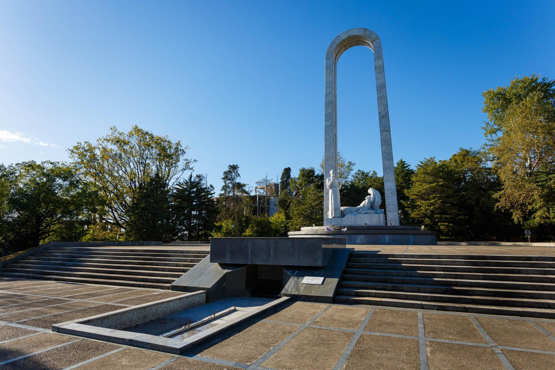 Мемориал «Подвиг во имя жизни» — ParkSeason