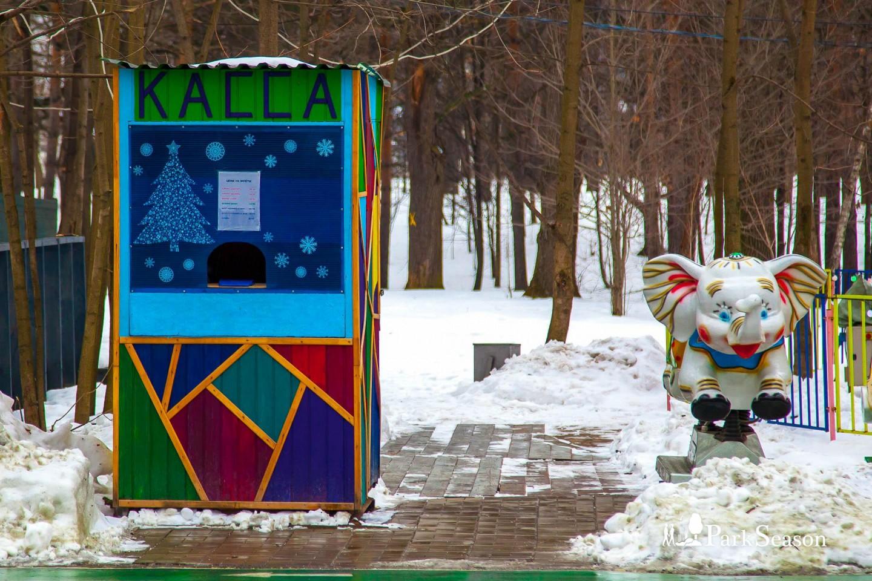 Аттракционы, Парк имени Льва Толстого (Химки), Москва — ParkSeason