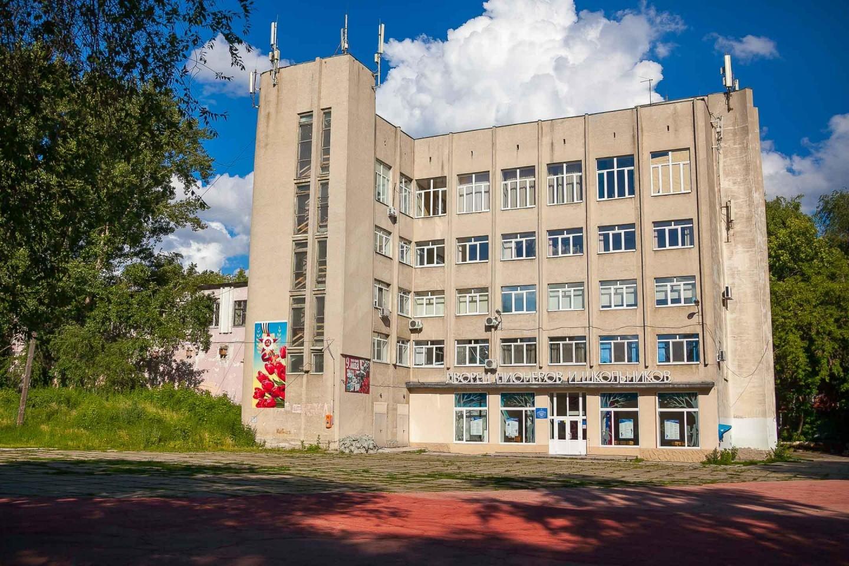 Дворец пионеров и школьников — ParkSeason