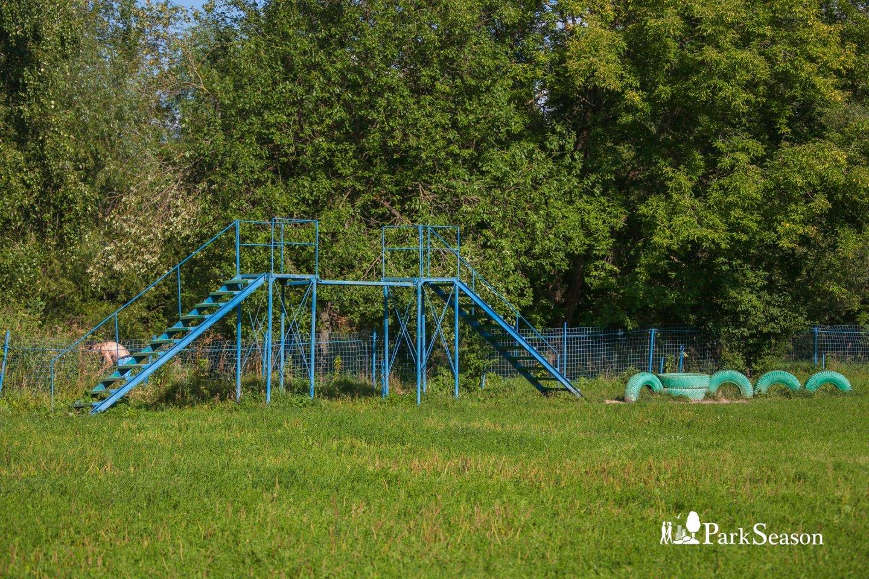 Площадка для выгула собак — ParkSeason