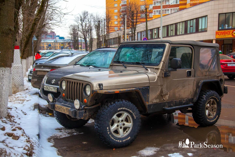 Парковки, Парк имени Льва Толстого (Химки), Москва — ParkSeason