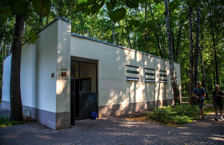 Пункт проката машинок, Парк «Измайловский», Москва — ParkSeason