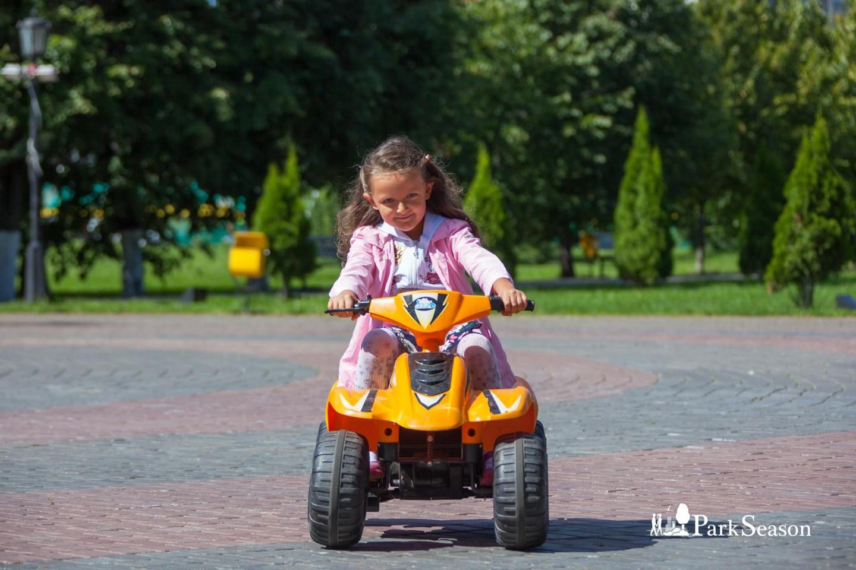 Прокат детских машинок — ParkSeason