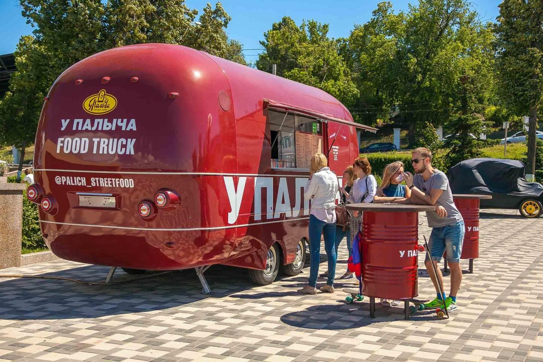 Food Truck «У Палыча» — ParkSeason