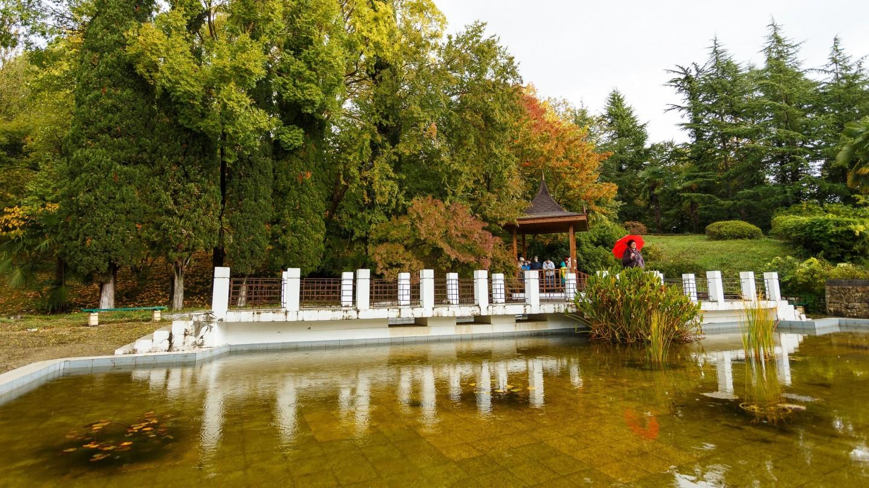 Китайский дворик — ParkSeason